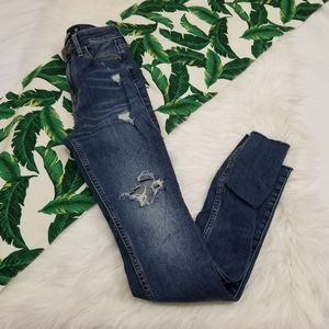Hollister Ultra High Rise Super Skinny Jeans